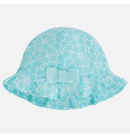 Mayoral SALE! Ruffle Detail Sun Hat