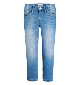 Mayoral Ruffle Pocket Jeans
