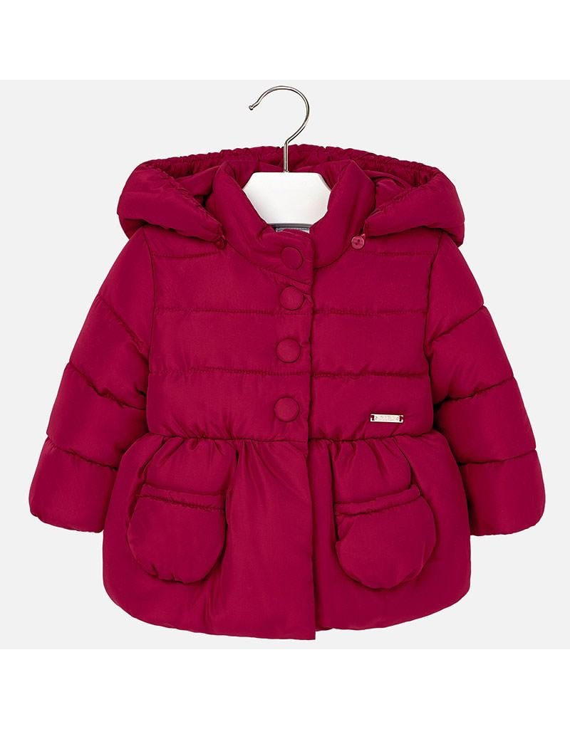 Mayoral SALE! Button Snap Baby Parka