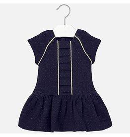 Mayoral SALE! Cotton Pique Baby Dress