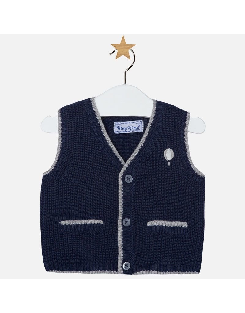 Mayoral SALE! Itty Bitty Sweater Vest