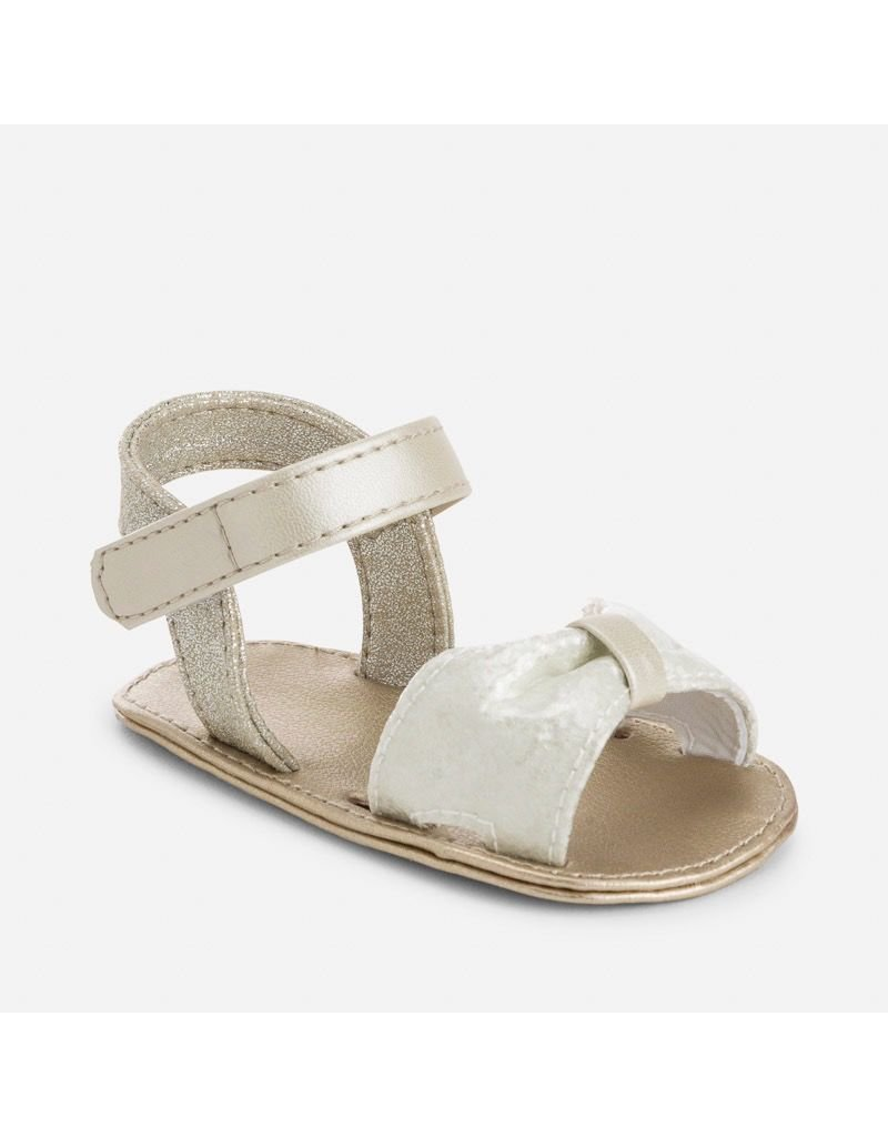 Mayoral Summer Sandals with Bow