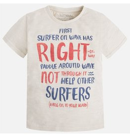 Mayoral Surfers Graphic Tee