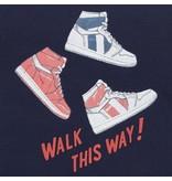 Mayoral Walk This Way Printed Tee