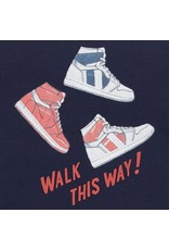 Mayoral Walk This Way Printed Tee