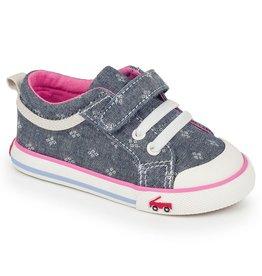 See Kai Run Kristin Chambray Sneaker