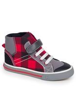 See Kai Run SALE! Kids Plaid Sneaker