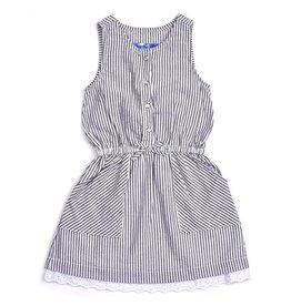 Kapital K Seersucker Stripe Dress