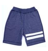 Kapital K Mesh Stripe French Terry Shorts