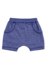 Kapital K Blue Storm French Terry Baby Shorts