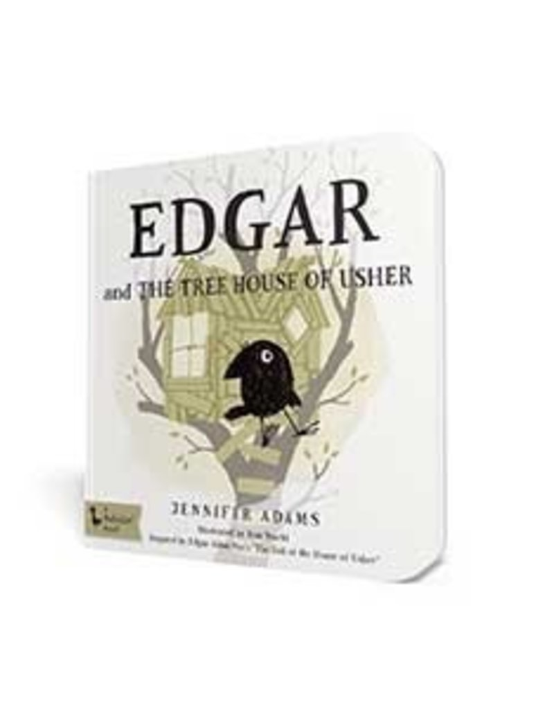 Edgar and the Tree House of Usher Board Book