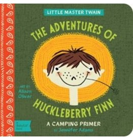 The Adventures of Huckleberry Finn: Baby Lit Camping Primer