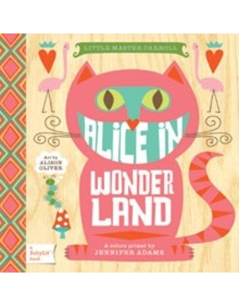 Alice in Wonderland Baby Lit Colors Primer
