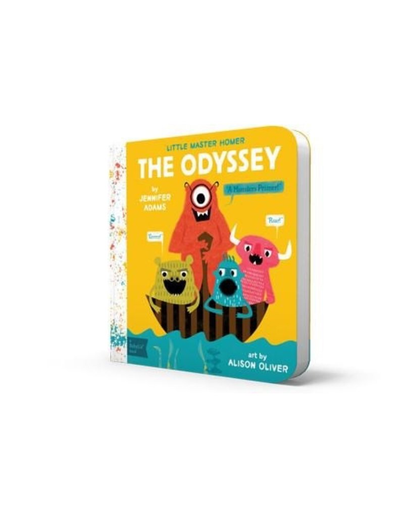 The Odyessey: A Baby Lit Monsters Primer