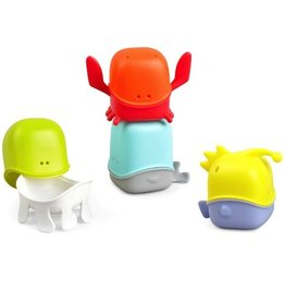 Boon Creatures Interchangeable Bath Cup Set by Boon