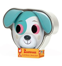 Janod Zoonimoonz Dog Tin Game