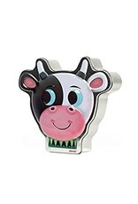 Janod Zoonimooz Cow Tin Game