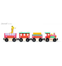 Janod Circus Story Train