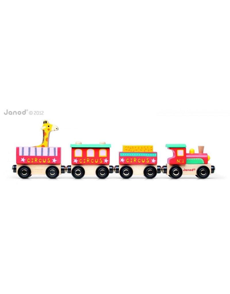 Janod Circus Story Train