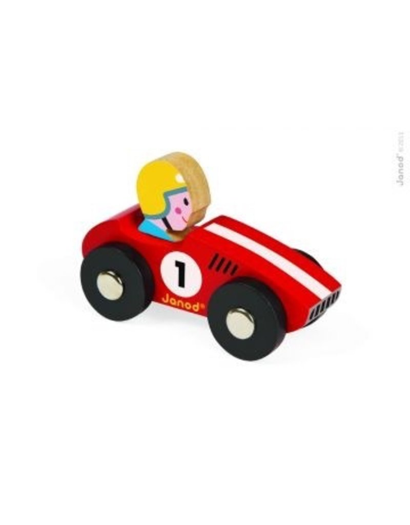 Janod Janod Wooden Racer