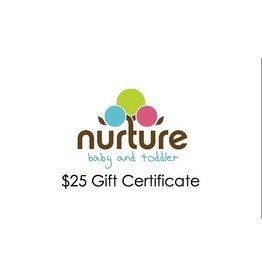 Gift Card $25 Gift Card