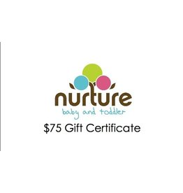 Gift Card $75 Gift Card