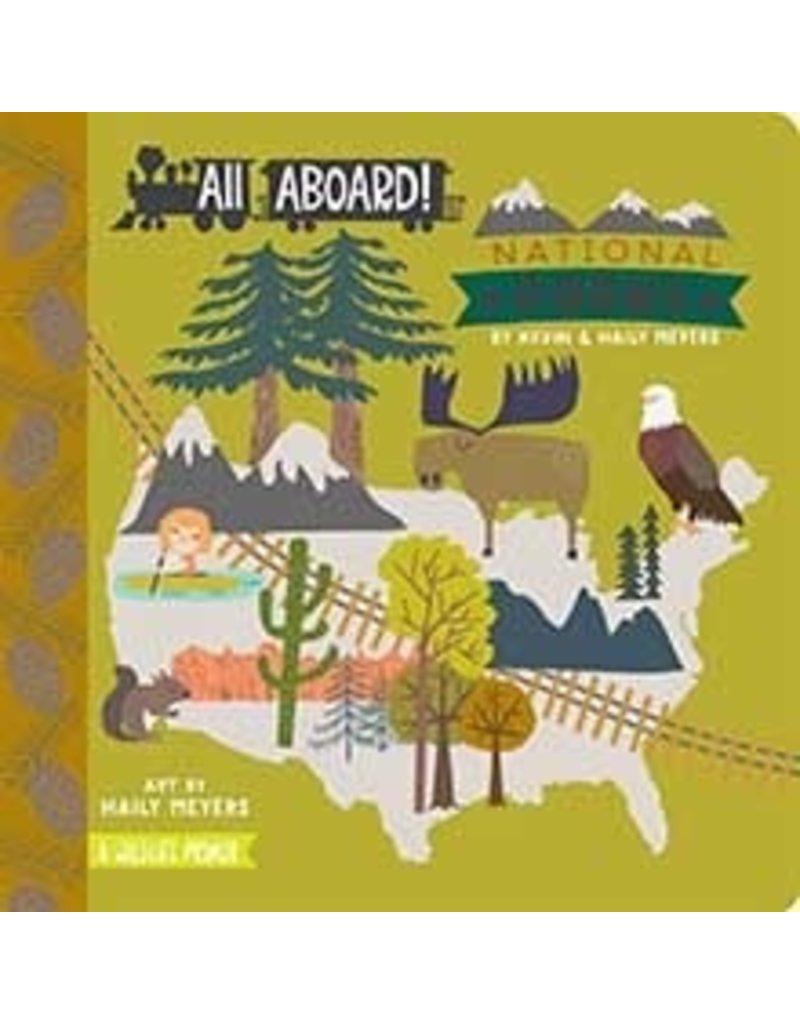 All Aboard National Parks: A Wildlife Primer