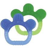 Green Sprouts Sili Paw Teether 2 pack
