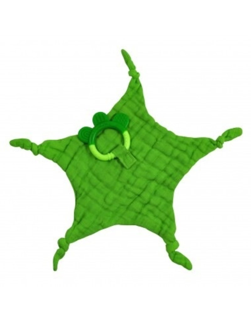 Green Sprouts Organic Blankie Teether