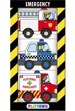 Chunky Book Set: Playtown Emergency