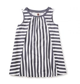Tea Collection Stripe Trapeze Dress