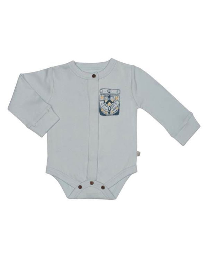 finn + emma SALE! Totem Long Sleeve Bodysuit