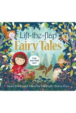 Lift the Flap Fairy Tales Book
