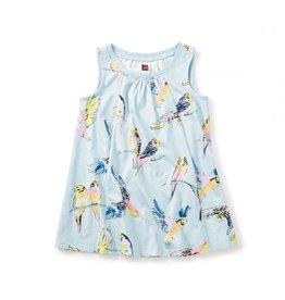 Tea Collection Lorikeet Trapeze Baby Dress