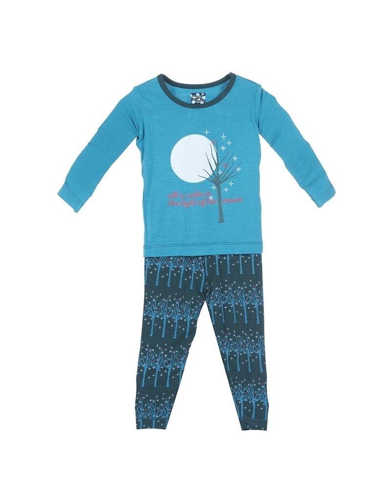 KicKee Pants SALE! Kickee Pants 2 Piece PJ Set