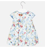 Mayoral SALE! Floral Pleated Dress