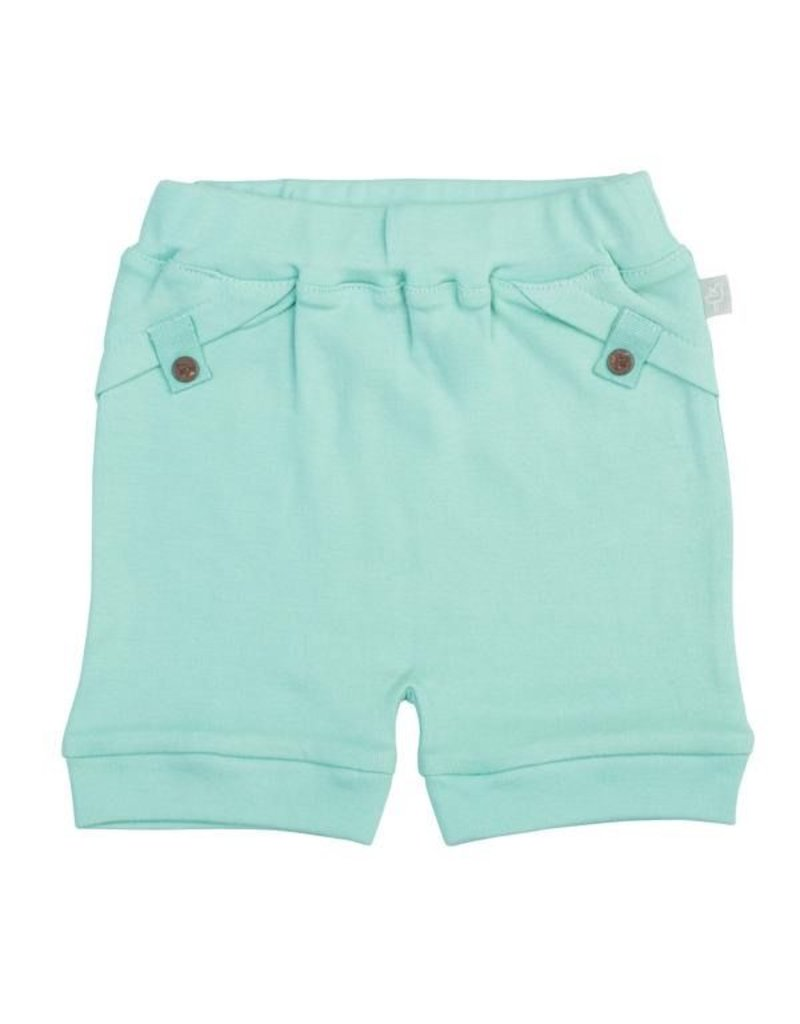 finn + emma Button Detail Shorts