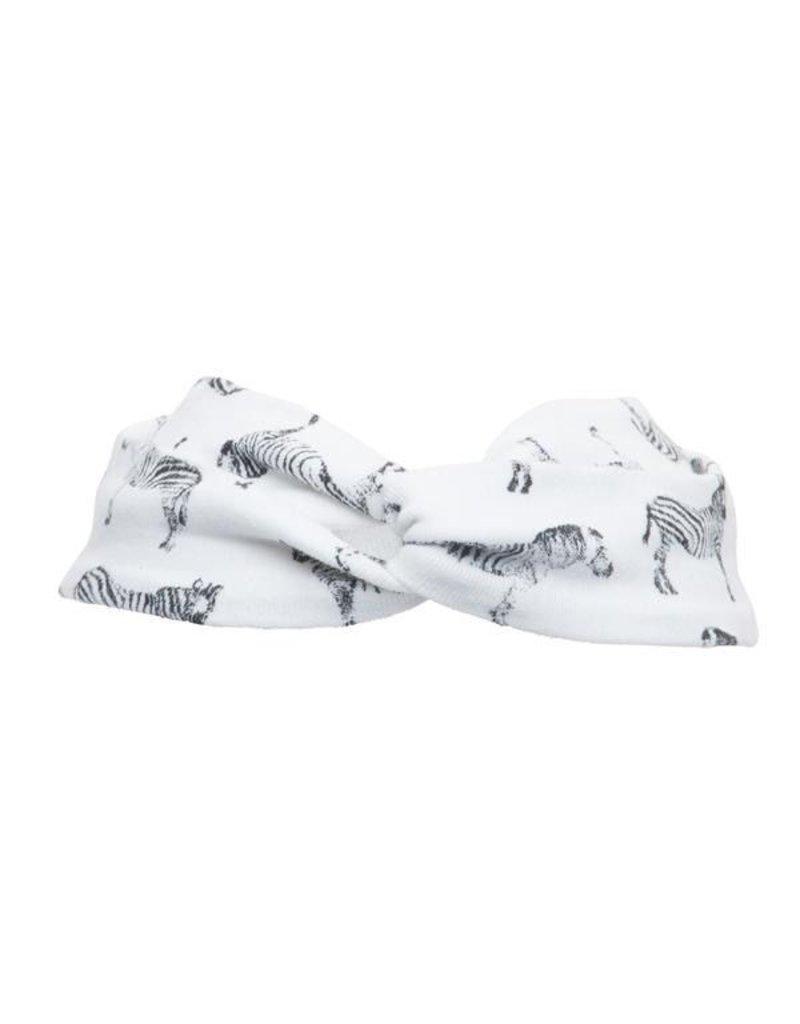 finn + emma Zebra Print Headband
