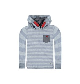 Kanz Hooded Pocket Tee
