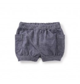 Tea Collection Denim Like Baby Cargo Shorts