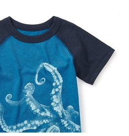 Tea Collection Tentacles Photoreal Tee