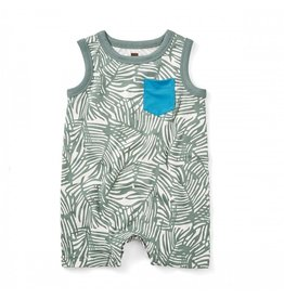Tea Collection Dicksonia Antarctica Tank Romper