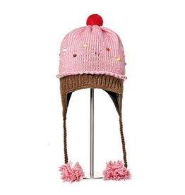 KnitWits Cupcake Pilot Hat