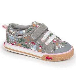 See Kai Run Toddler Woodland Print Sneaker