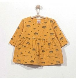 Play Up Hedgehogs French Terry Dress