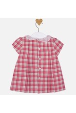 Mayoral Peter Pan Collar Baby Dress