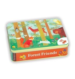 Forest Friends 100pc Puzzle