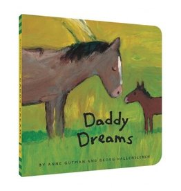 Daddy Dreams Board Book