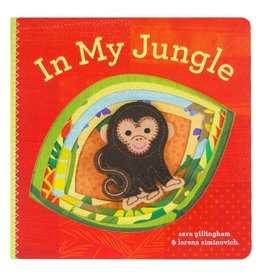 In My Jungle Finger Puppet Book