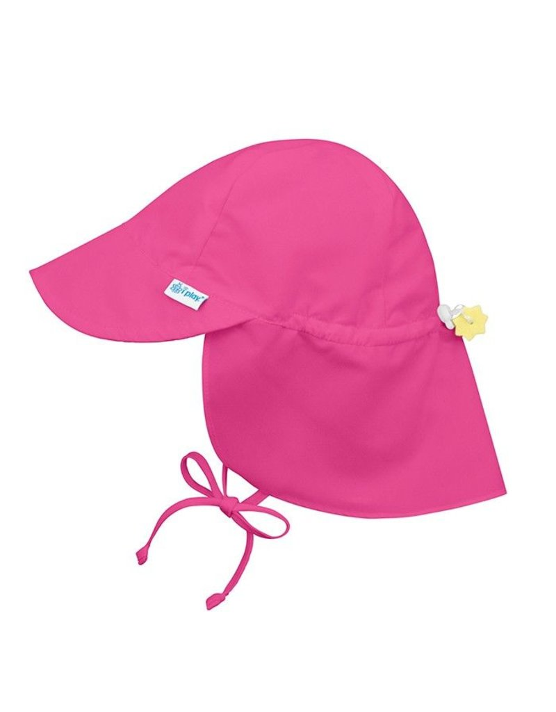 I Play Flap Sun Protection Hat (more colors available)